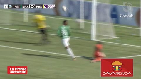 Marathón 3-1 Real España (Liga Nacional)