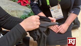 CES 2019: Sheertex Sheers unbreakable panty hose