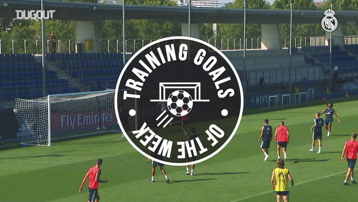 Real Madrid's Training Goals Of The Week #2