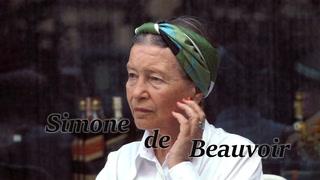 Feminist filozof Simone De Beauvoir