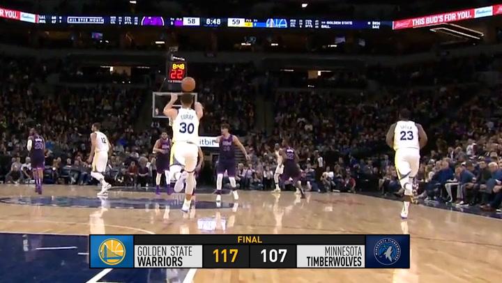 El resumen de la jornada de la NBA del 20/03/2019