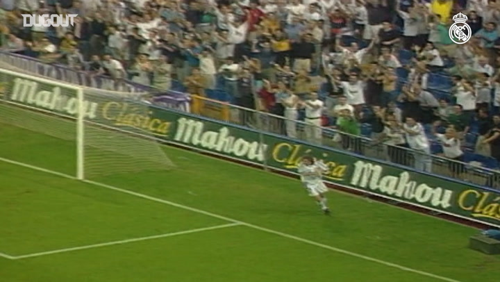 Steven McManaman's Best goals for Real Madrid