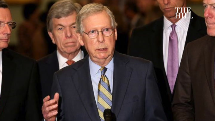 McConnell: GOP would 'absolutely' fill Supreme Court seat next year