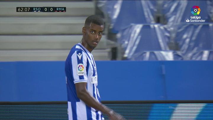 Y Silva regresó a la Liga española 10 años después