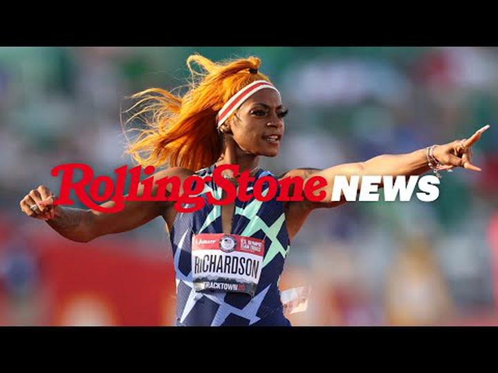 Sha'Carri Richardson Could Miss Olympics After Testing Positive for Marijuana   RS News 7/02/21