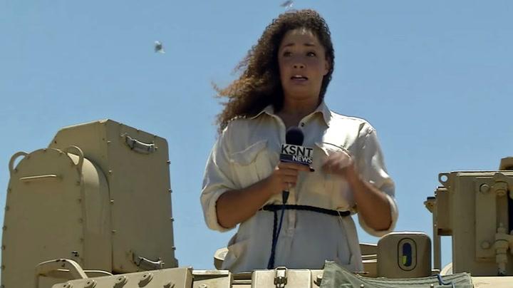 Fersk reporter angrepet av «linselus»