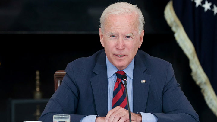 Watch live as Biden discusses US progress in fighting Covid-19