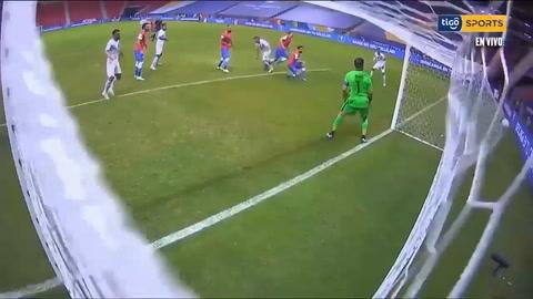 Chile 0-2 Paraguay (Copa América)