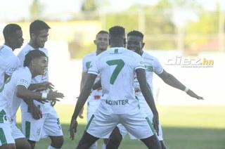 Platense venció a Honduras Progreso con goles de Winchester y Flores