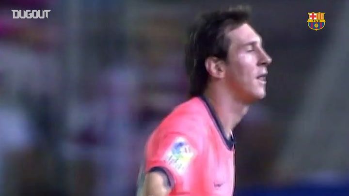 Hat-Trick Heroes: Leo Messi Vs CD Tenerife