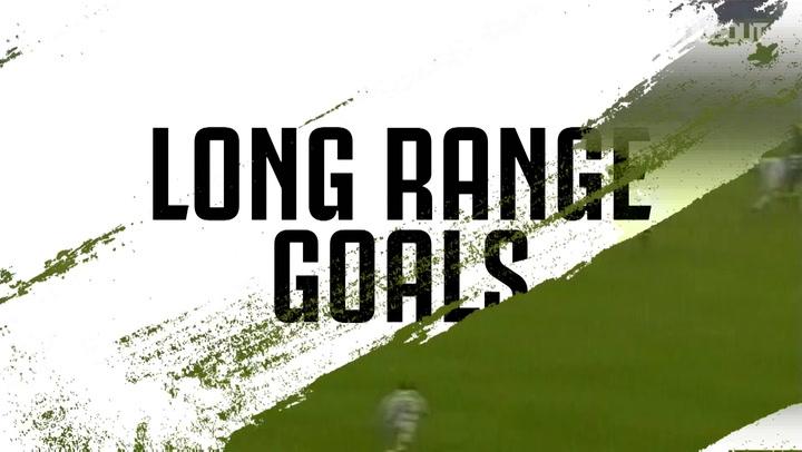 Juventus' best long range goals