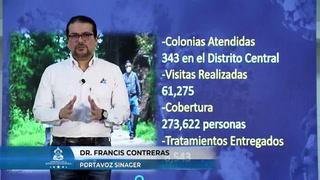 Honduras supera los 45 mil contagiados por el coronavirus y reporta 23 muertos más