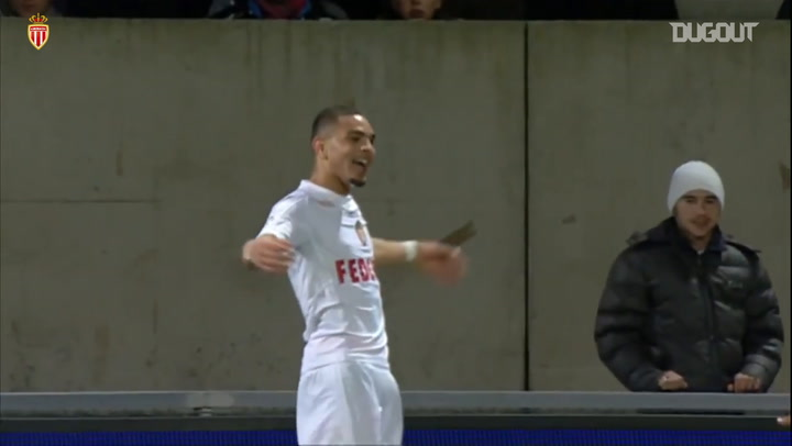 Layvin Kurzawa's first Ligue 1 goal