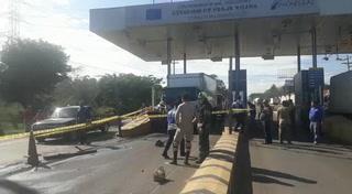 Tres personas muertas tras colisión entre varios vehículos en la CA-5