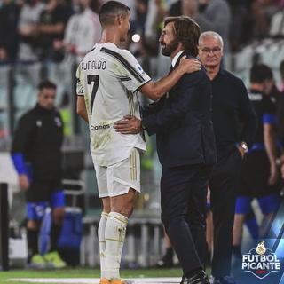 Show de Cristiano Ronaldo con la Juventus: riflazo al palo y golazo asegurado dentro del área