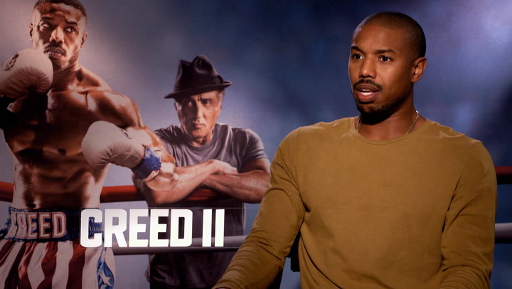 Creed II Cast