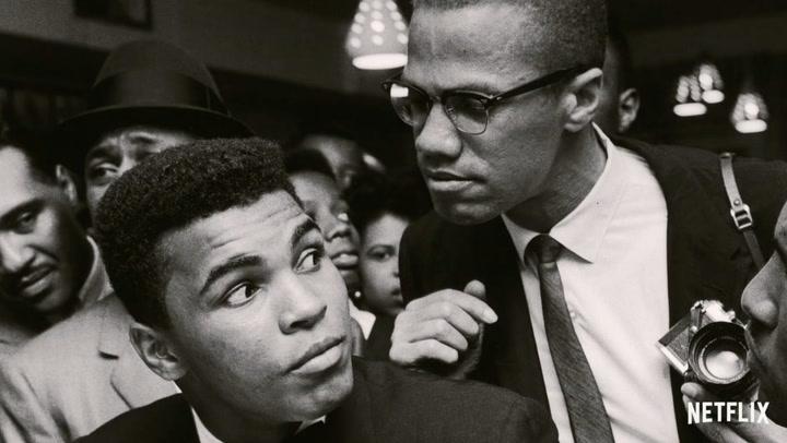 'Blood Brothers: Malcolm X & Muhammad Ali' Trailer