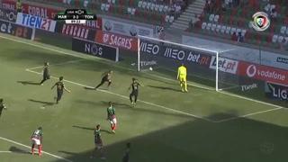 Con Jonathan Rubio en el banquillo, Tondela logra su primer triunfo en la Liga de Portugal