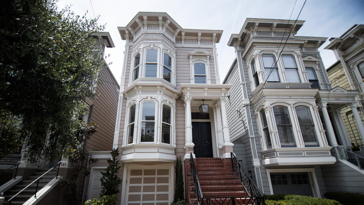 Everywhere You Look, the Updated 'Full House' Home Will Blow Your Mind