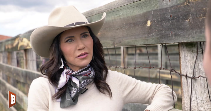 Exclusive Interview — Buffalo Wrangling Kristi Noem Takes on her Critics, Exposes the Biden Agenda, and Celebrates the American West