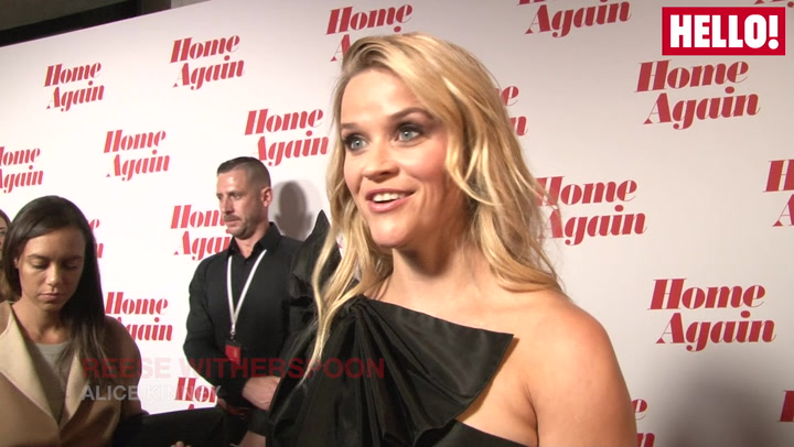 Home Again: London Premiere
