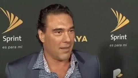 Un actor le pegó una tremenda cachetada a un periodista por una pregunta que no le gustó