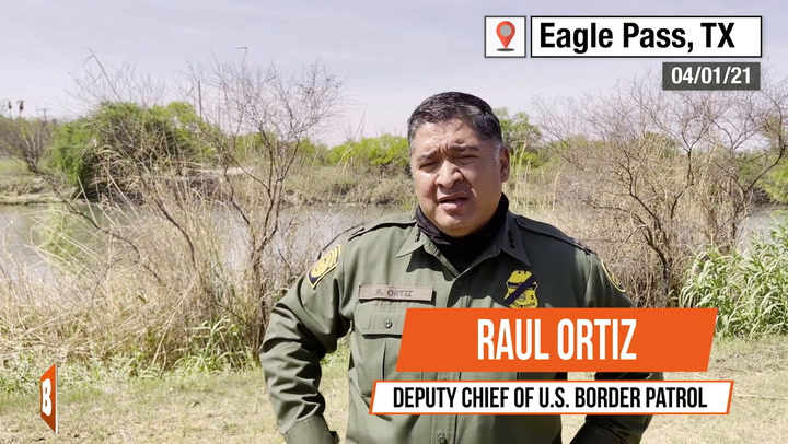 COVID-19 Makes This Migrant Surge Different, Says Border Patrol Deputy Chief