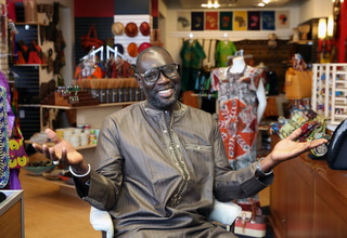 Africa Love owner talks about his store in Las Vegas