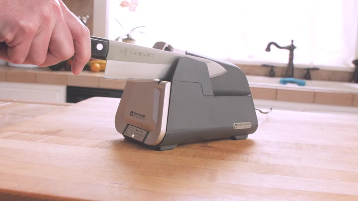 Preview image of Work Sharp Culinary E5 Kitchen Knife Sharpener video