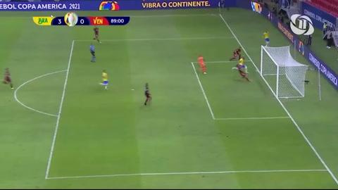 Brasil 3-0 Venezuela (Copa América)