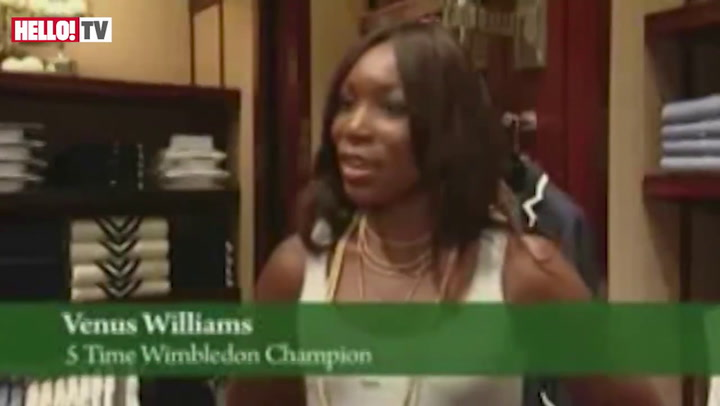 Stars come out for pre-Wimbledon party