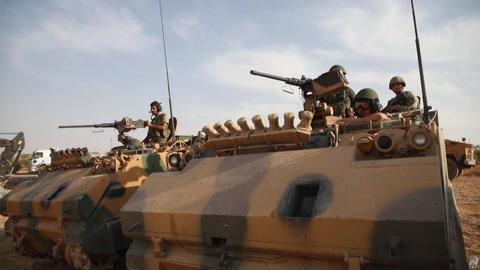 Trump impone medidas contra Turquía por ofensiva militar en Siria
