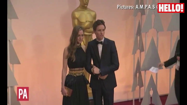 Eddie Redmayne on his Oscar win: \'This is something I will not forget in a hurry\'