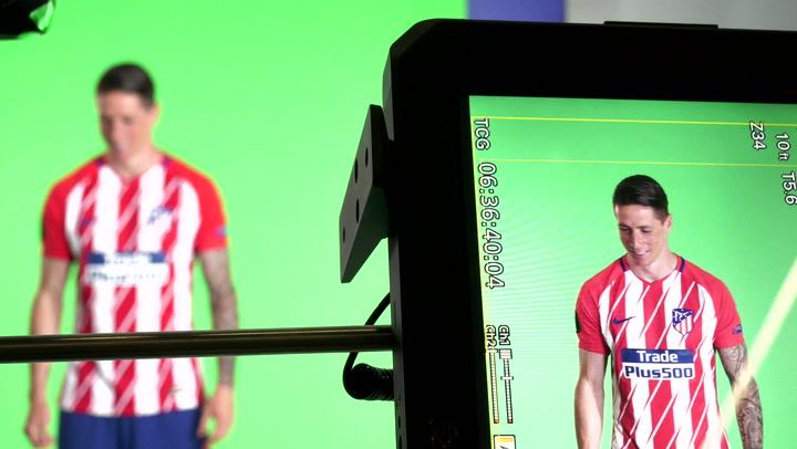 Media Day at the Wanda Metropolitano: ✅