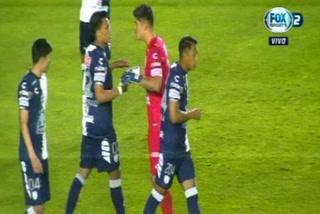 Denil Maldonado hace su estreno con Pachuca como titular en la Copa MX