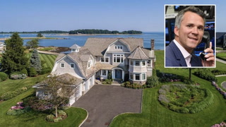 Ex-NHL Star Martin St. Louis Likely to Score Big With CT Mansion