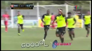 Olancho FC vence a Real Sociedad en la final de ida de la Liga de Ascenso