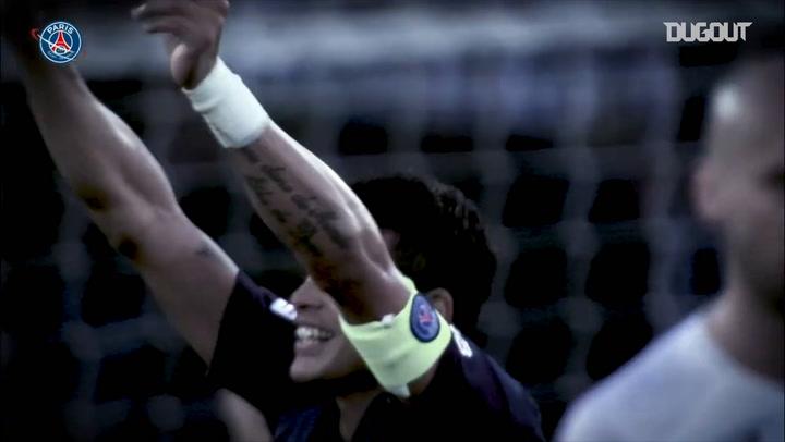 Thiago Silva leaves Paris Saint-Germain after eight years