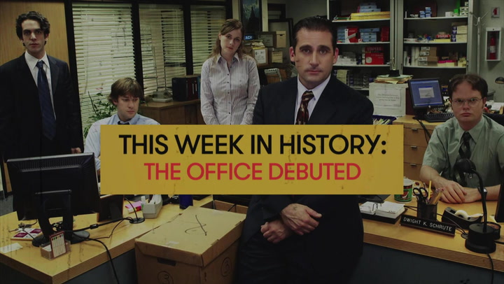 The Office Makes Its TV Debut: This Week in History