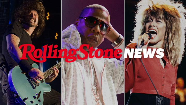 Tina Turner, Jay-Z, Foo Fighters, Go-Go's, Lead Rock and Roll Hall of Fame 2021 Class | RS News 5/12/21