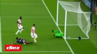 ¡Keylor Navas no pudo hacer nada y Leipzig se lo empata al PSG en la Champions!