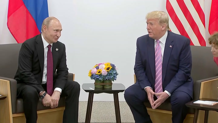 Fox's Shepard Smith calls out Trump joking with Putin: Russian treatment of journalists 'not exactly the same'