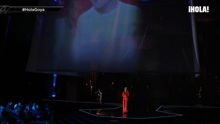 Amaia Romero rememora sus inicios en la música rindiendo homenaje a su ídolo, Pepa Flores
