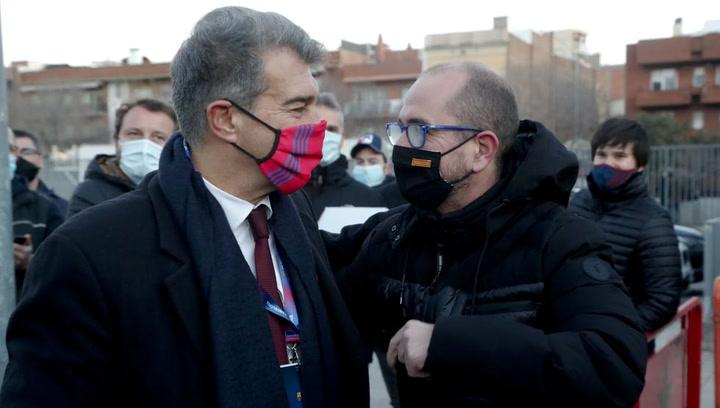 "Jordi Farré: ""Votaré a Laporta"""
