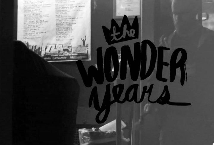 Music Video: The Wonder Years: The Bastards, The Vultures, The Wolves