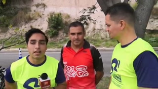 Equipo Mera de El Salvador compite en 7ma Vuelta Ciclística