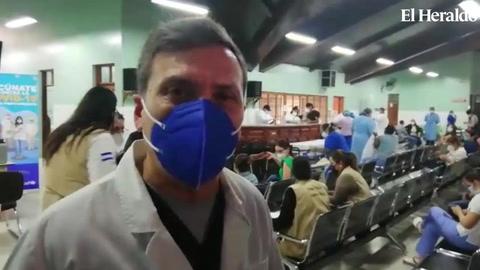 Doctor Carlos Aguilar: