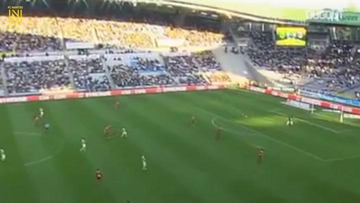 Maréval's incredible goal vs Nîmes in 2009