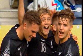 ¡Gol de Nueva Zelanda! Waine hace el 2-0 ante Honduras en el Mundial Sub20