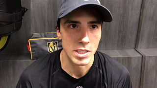 """Golden Knights' Marc-Andre Fleury expects a """"crazy night"""" for home opener"""
